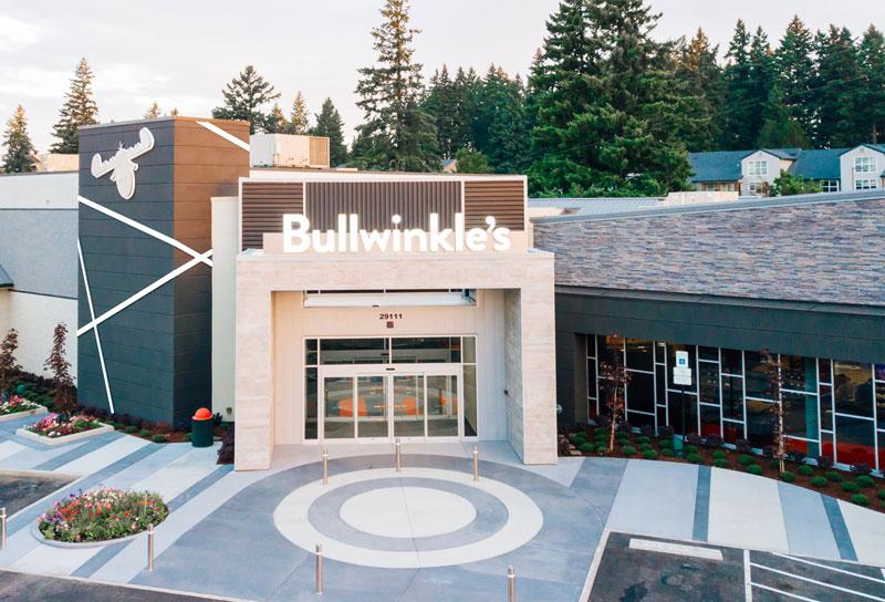 Bullwinkle's Wilsonville, Oregon