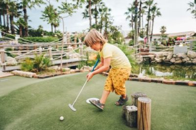 5 Places to Play Mini Golf in Portland