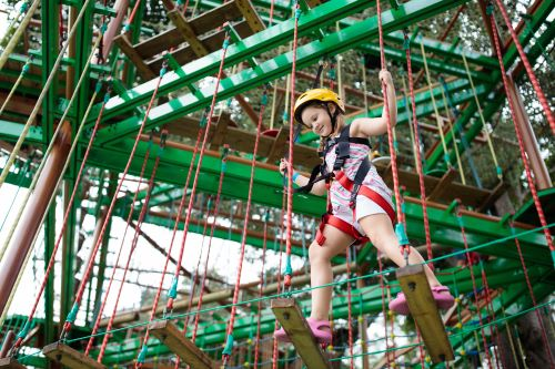 Soaring Eagle Zipline and 5 Other Activities Every Kid (and Kid at Heart) Will Love
