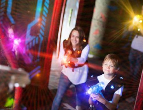 Unlimited Laser Tag & Go Karts & More with the Bullwinkle's Extreme Day Pass