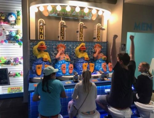 Bullwinkle's Is a Top Location for Your Teen Birthday Party
