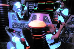 Lazerxtreme Laser Tag | Family Fun Center & Bullwinkle's Restaurant - Wilsonville, OR