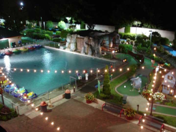 Aerial vide of Fun Center