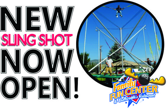 Slingshot Attraction: Now Open