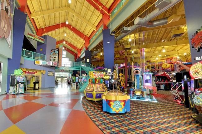 Family Fun Center Play Area & Arcade