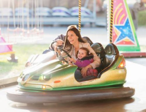 5 Places to Ride the Bumper Cars and More Near Seattle