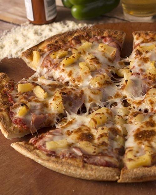Food & Drink - Hawaiian Pizza