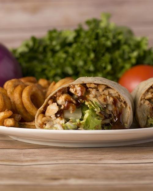 Food & Drink - Sandwich Wraps