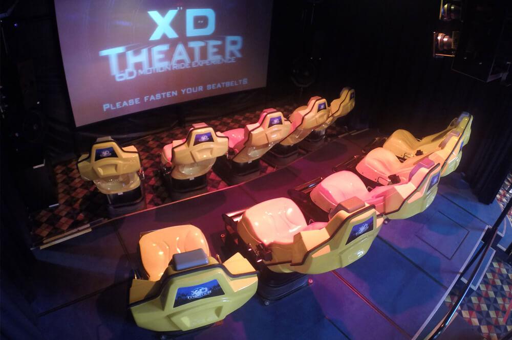 XD Dark Ride | Family Fun Center & Bullwinkle's Restaurant - Wilsonville, OR