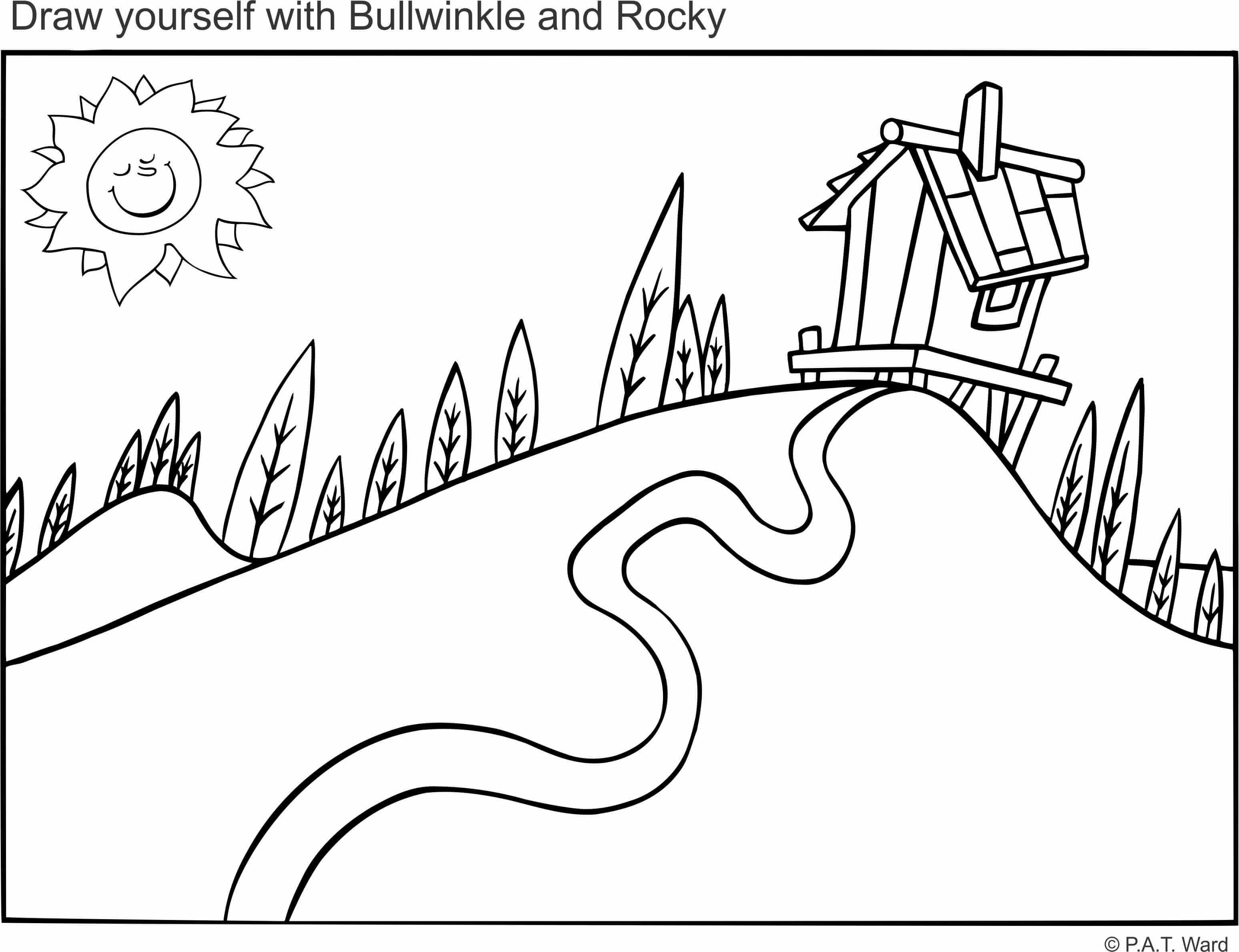 Coloring Page Deal Image